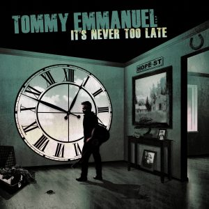 It's Never Too Late Album Cover